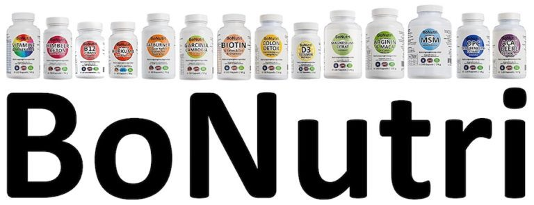 BoNutri Logo groß