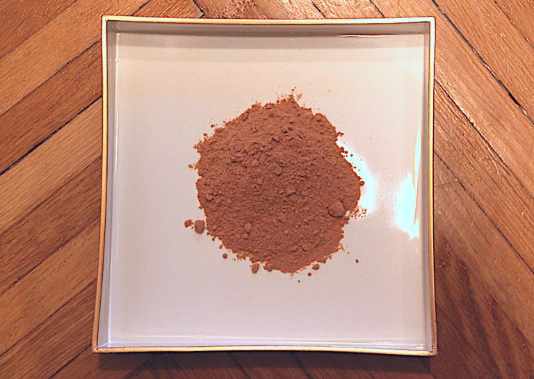rote kraft trocken pulver