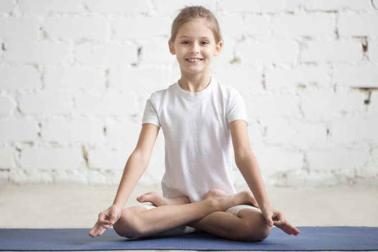 Zen Pose Kinderyoga Yoga für Kinder