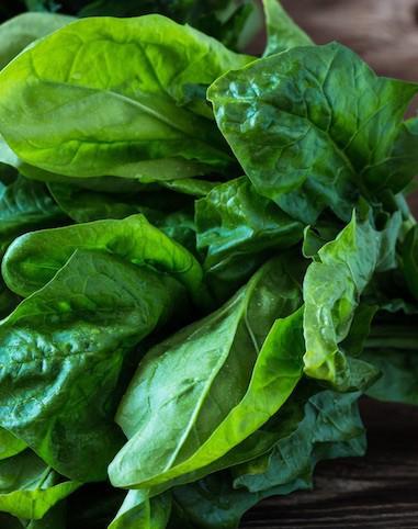 spinat alkalisch kaliumhaltige lebensmittel