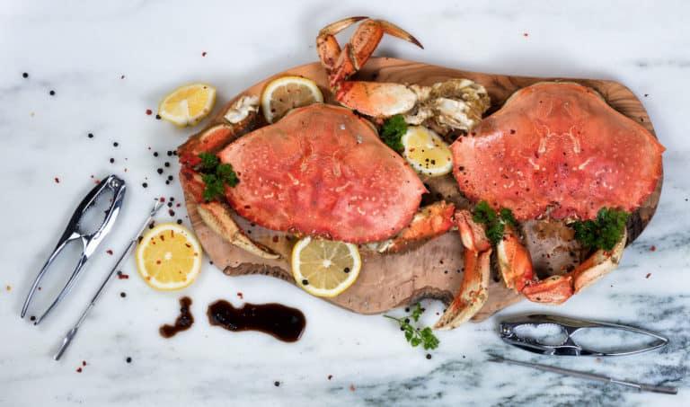 Krabben magnesium Protein eiweiss fisch meerestier