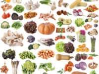 Gemuese Salat Homocystein Salat