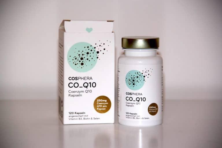 cosphera coenzym q10 kapseln verpackung dose