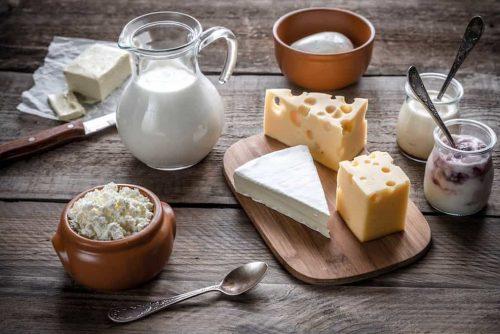 Calcium Milch Käse Milchprodukte Joghurt-instagram