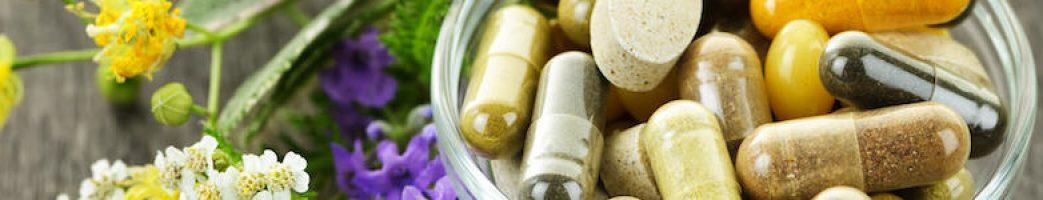Natürliche Supplemente