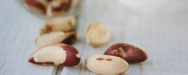 Paranüsse Nüsse viel Selen selenhaltig -