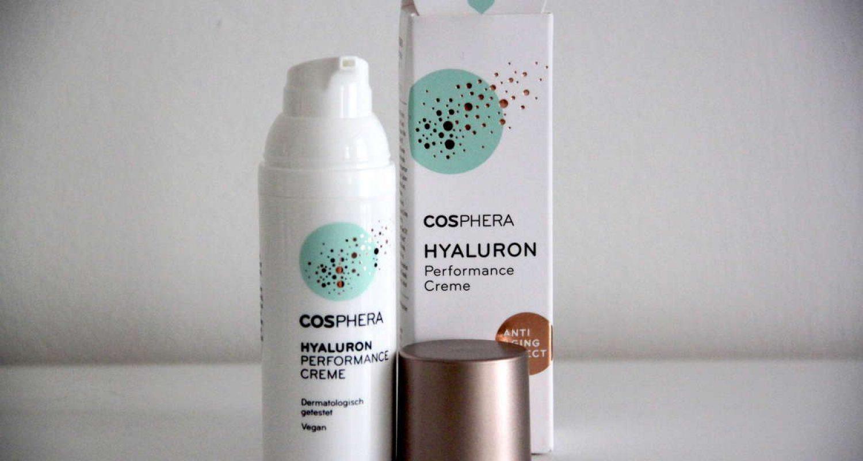 cosphera hyaluron creme test