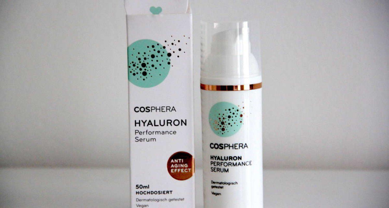cosphera hyaluron serum test