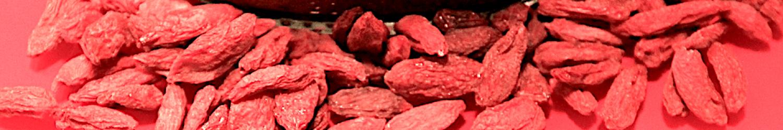 rote kraft goji